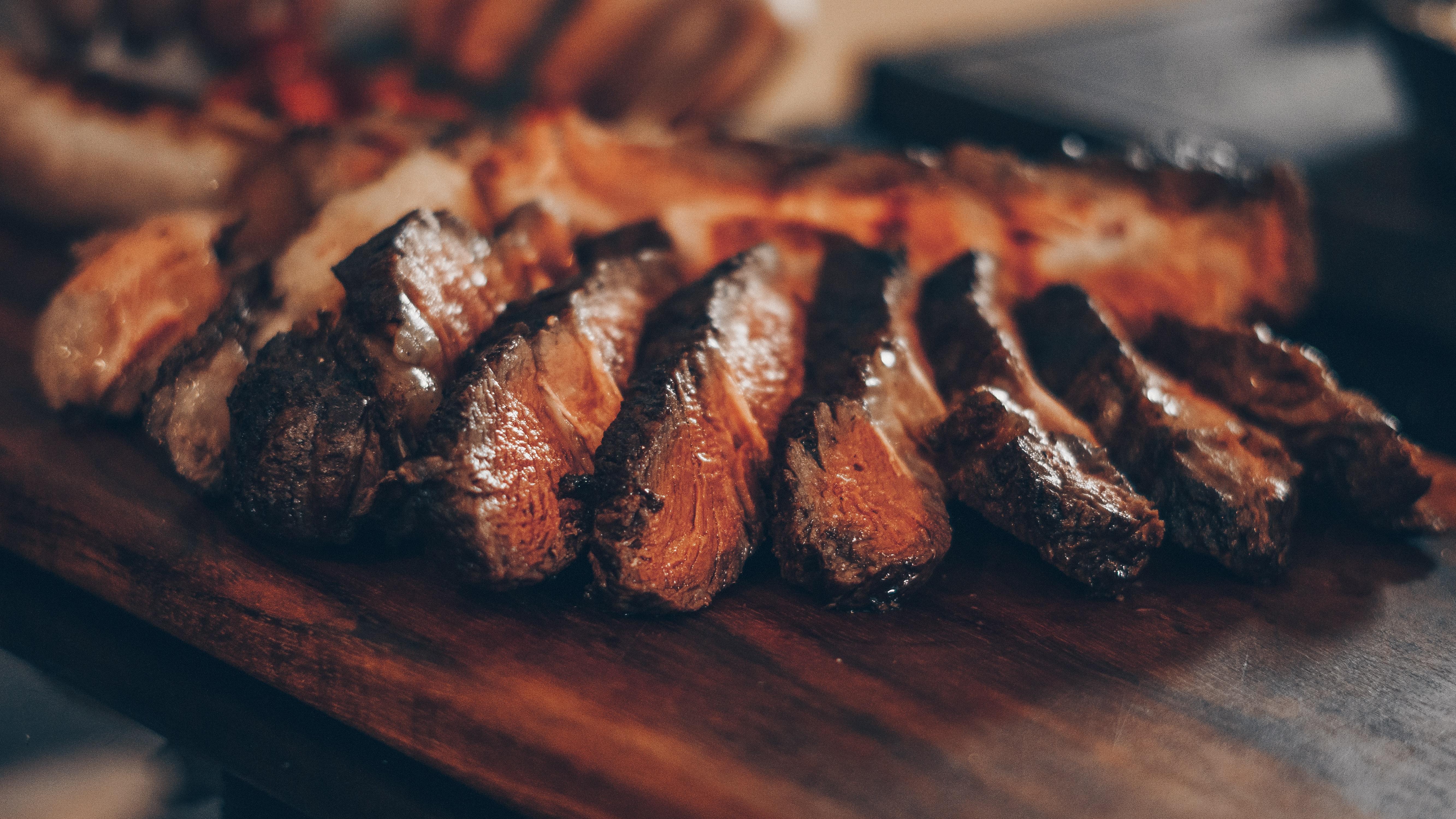 Men's Steak & Study